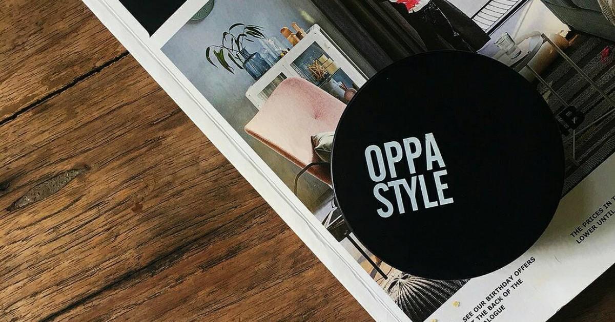 HAUL / MINI Review OPPA STYLE CUSHION