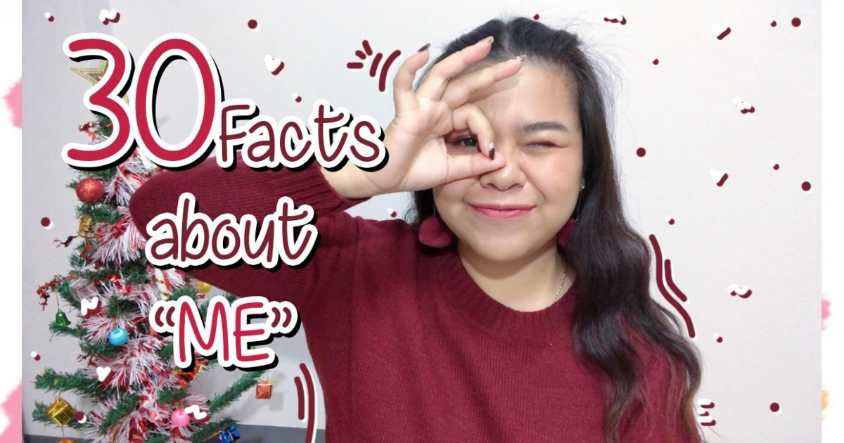 30 FACTS About Me & HYN2019 🎉 | iiamearng
