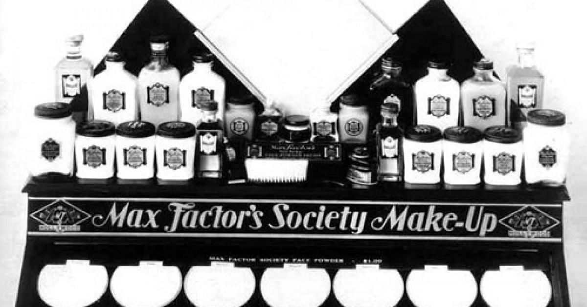 เล่าเรื่อง + เห่อ Max Factor เครื่องสำอางที่ขายมาเป็น100ปี และปัจจุบันก็ยังขายอยู่!!
