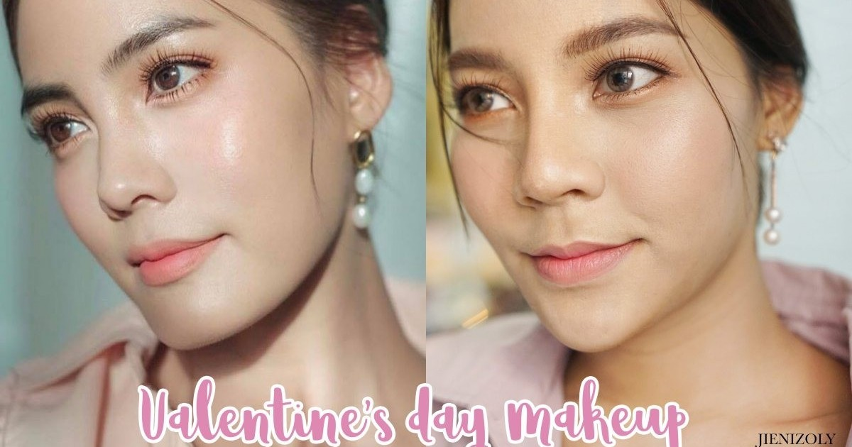 How to: Valentine's day makeup inspired by Janie แต่งหน้าวาเลนไทน์ฉบับปี 2019 ค่ะ