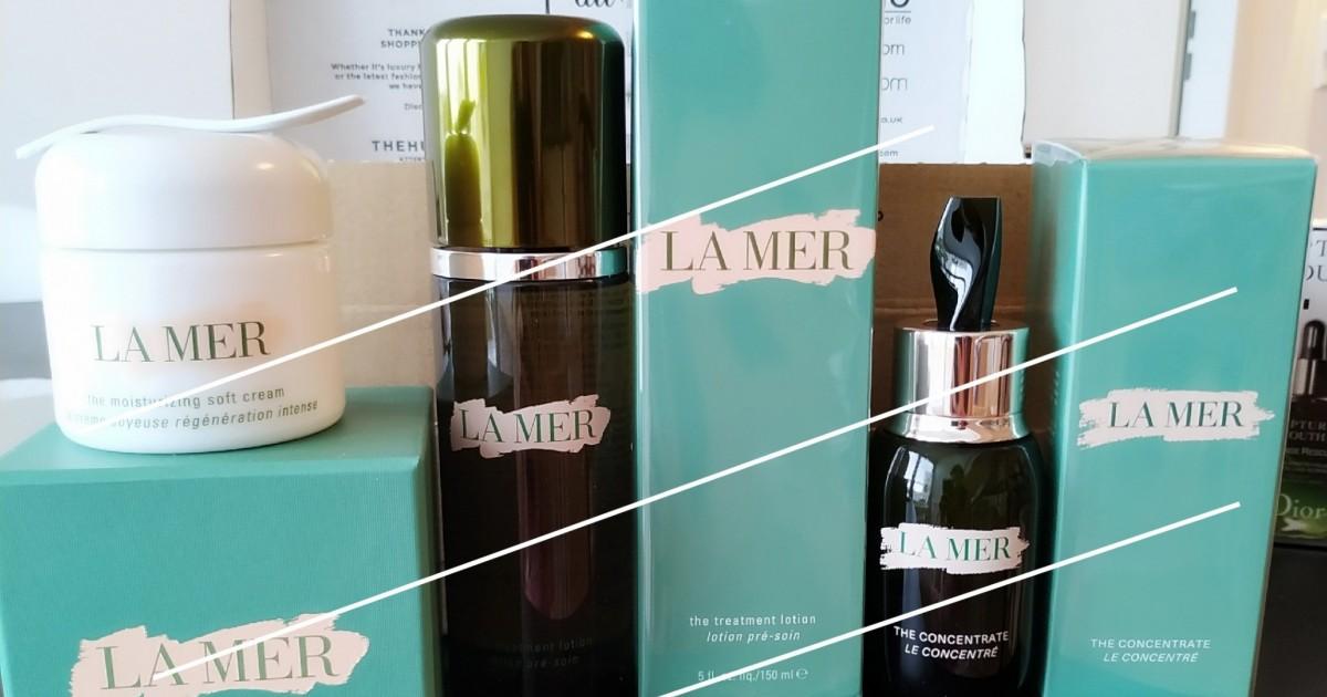 เห่อ สกินแคร์ La Mer และ Dior ค่ะ