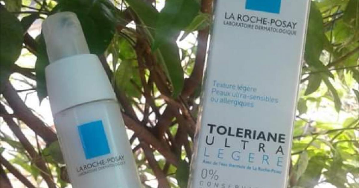 แนะนำ la roche posay toleriane ultra light  สำหรับสาวผิวแพ้ ระคายเคืองง่าย