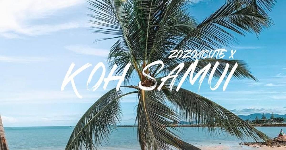 ZOZOACUTE X KOH SAMUI พาไปหามุมสวยๆ ถ่ายรูปที่เกาะสมุย