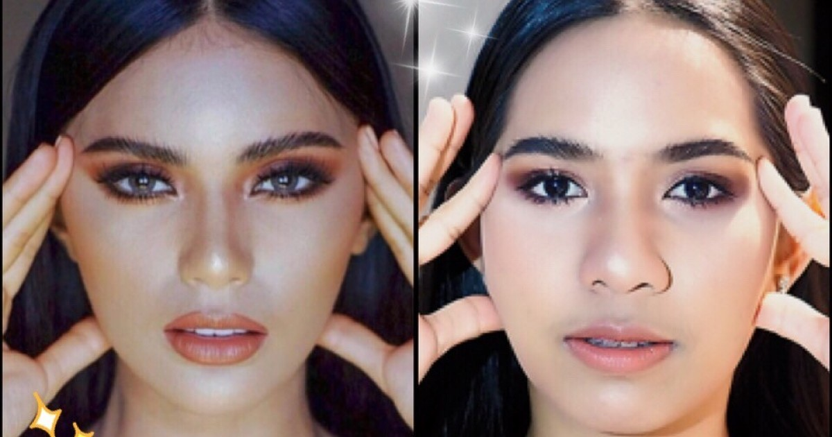 How to: แต่งหน้าเรียบหรู ดูแพงไม่ง้อขนตา {Inspired by miss Philippines Universe 2019}