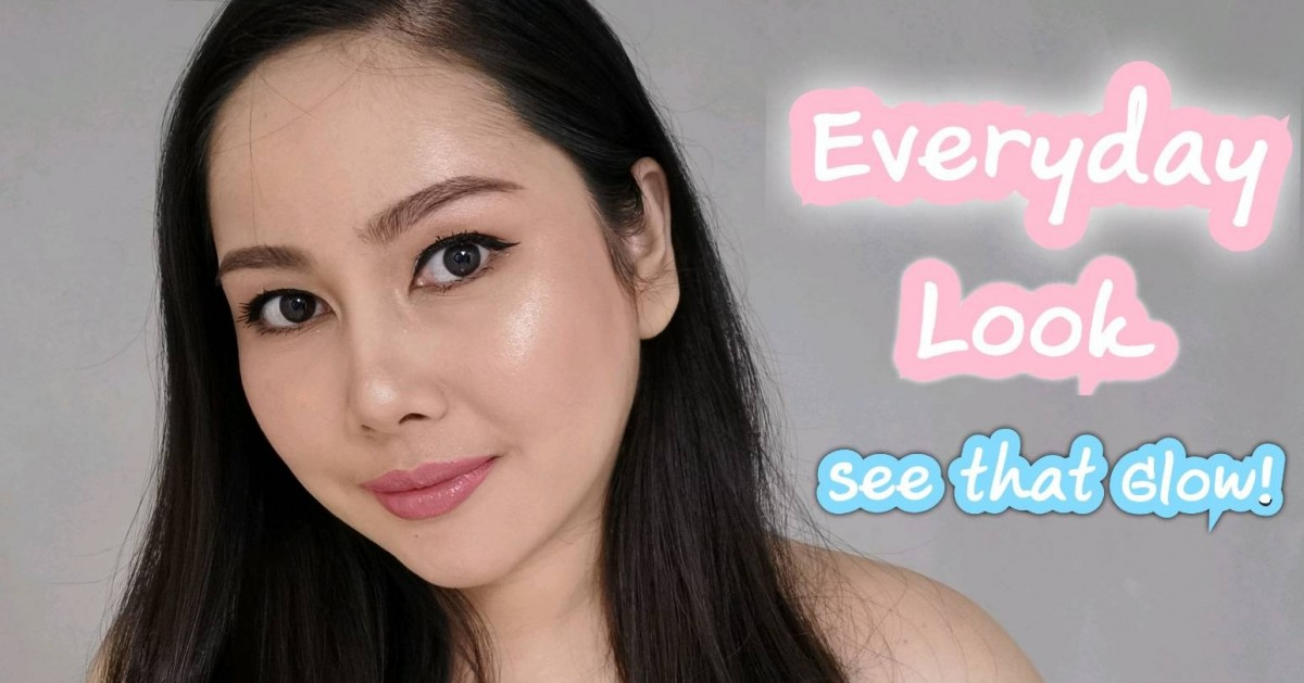 How To My Everyday Makeup Look
