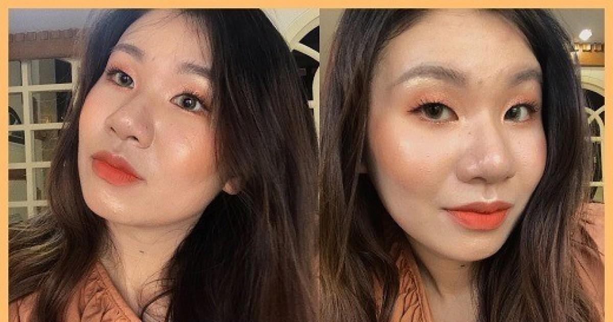 [Howto] Orange Makeup แต่งหน้าโทนส้ม สายเกา แต่งตามง่ายมากๆ