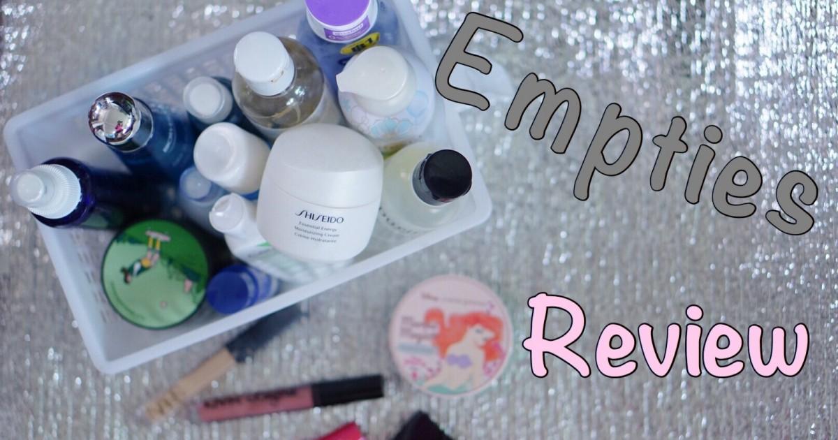 EMPTIES review • หมดแล้ว รีวิวอีกที •