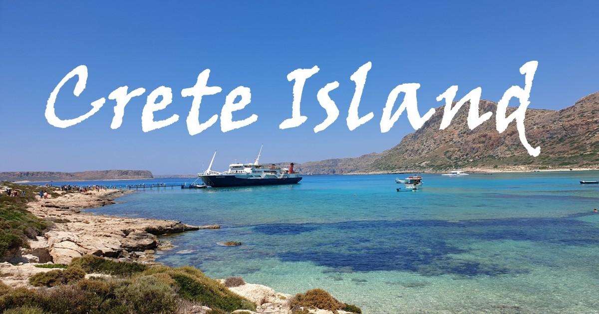 พาตะลุยเที่ยวเกาะครีต ประเทศกรีซ