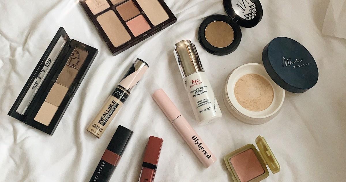 อัพเดต! Everyday Makeup กับไอเท็มติดหล่ม ที่ใช้แล้วดี ใช้แล้วช๊อบชอบบ