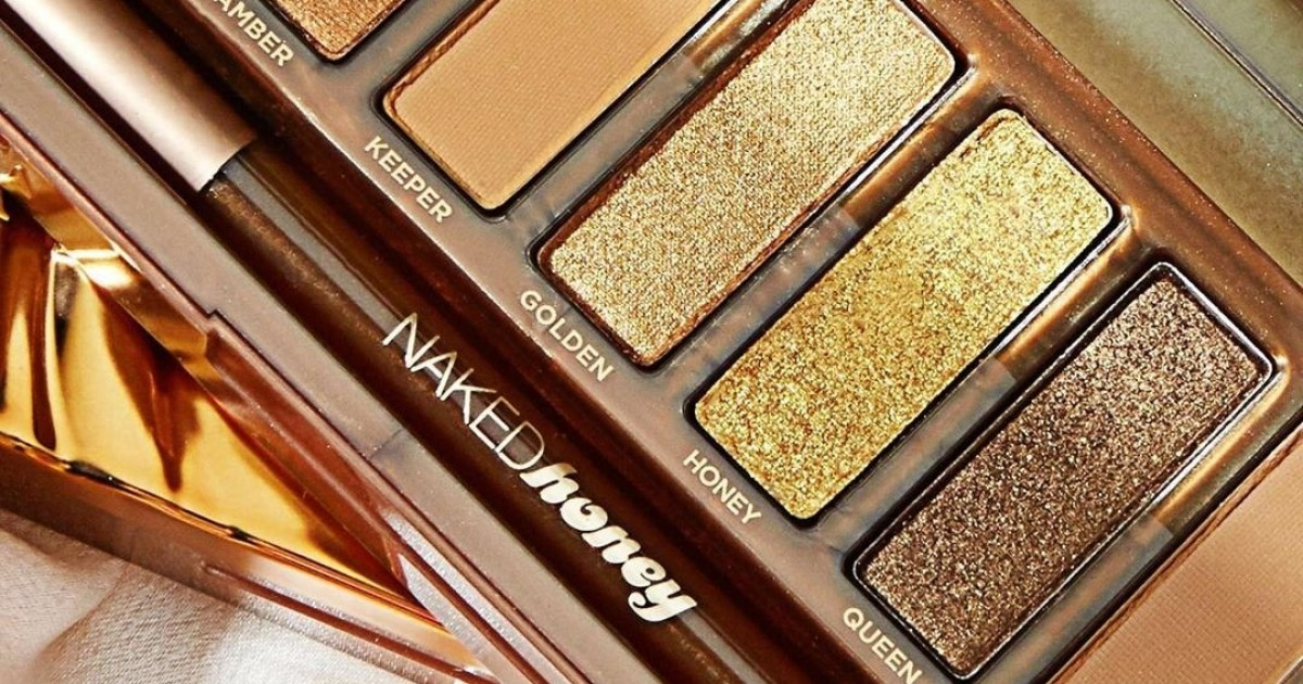 NakedHoney UrbanDecay❤️😉Video Present