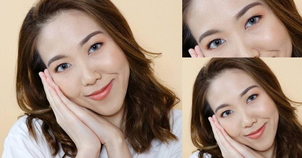 สวยง่ายๆ แต่งได้ทุกวัน Simple Everyday Makeup Look