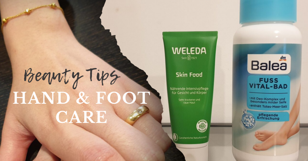 Beauty Tips | เคล็ดลับดูแลมือและเท้า