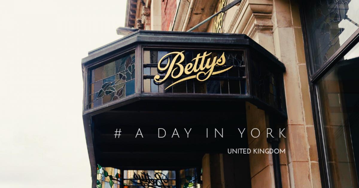 [Septemberthefifth] หนาวแล้ว มาจิบชาที่ คาเฟ่ Bettys Café Tea Rooms กันน