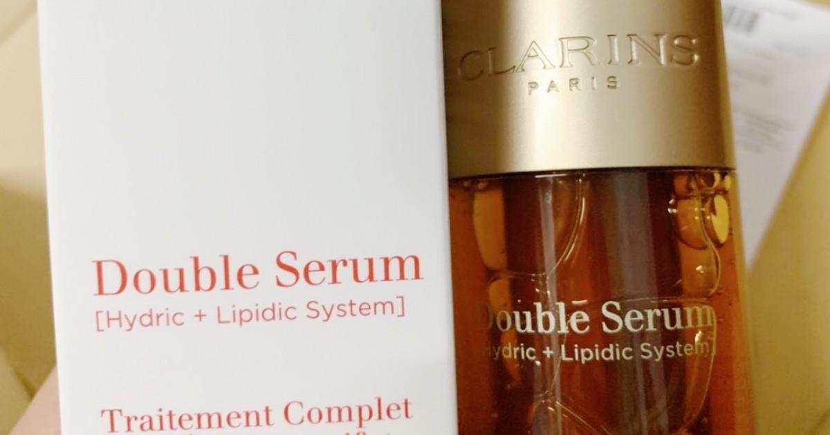 รีวิว Clarins Double serum สกินแคร์ตัวดัง