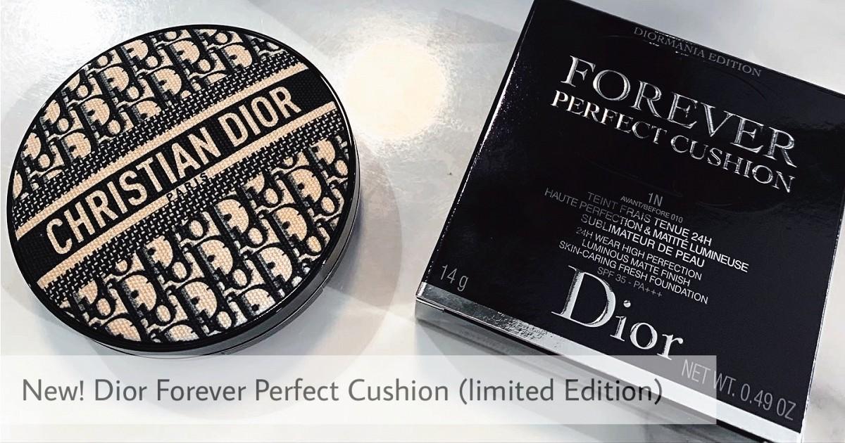 พี่ๆคะ นาทีนี้หลีกทาง Dior Forever Perfect Cushionตัวใหม่หน่อยจ้า