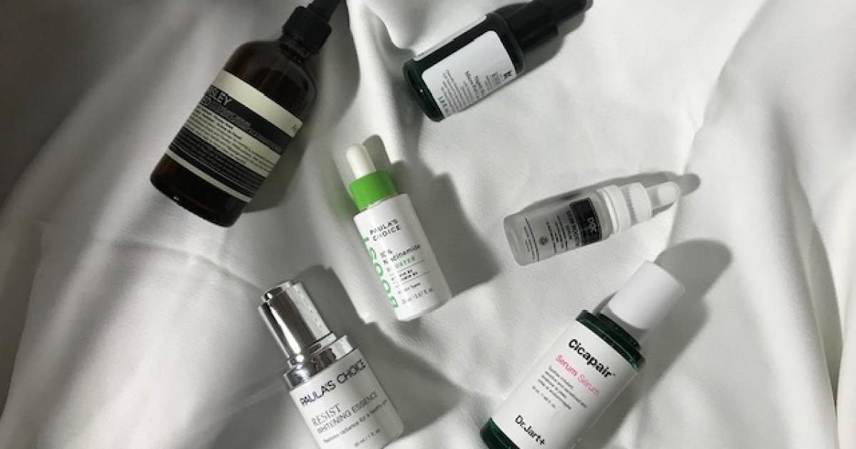 Skincare_Serum review/ หมดแล้วรีวิวได้ [6]