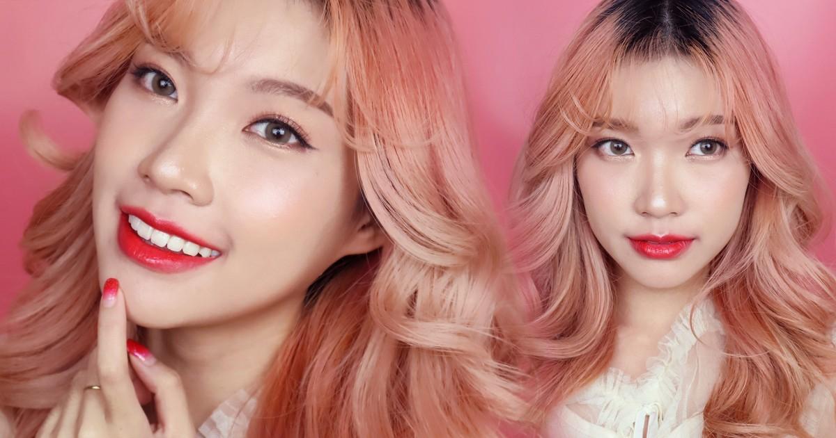 HowTo เกาหลีปากแดงนัวๆ ปากแดงแบบไม่ร้าย | MarryMy