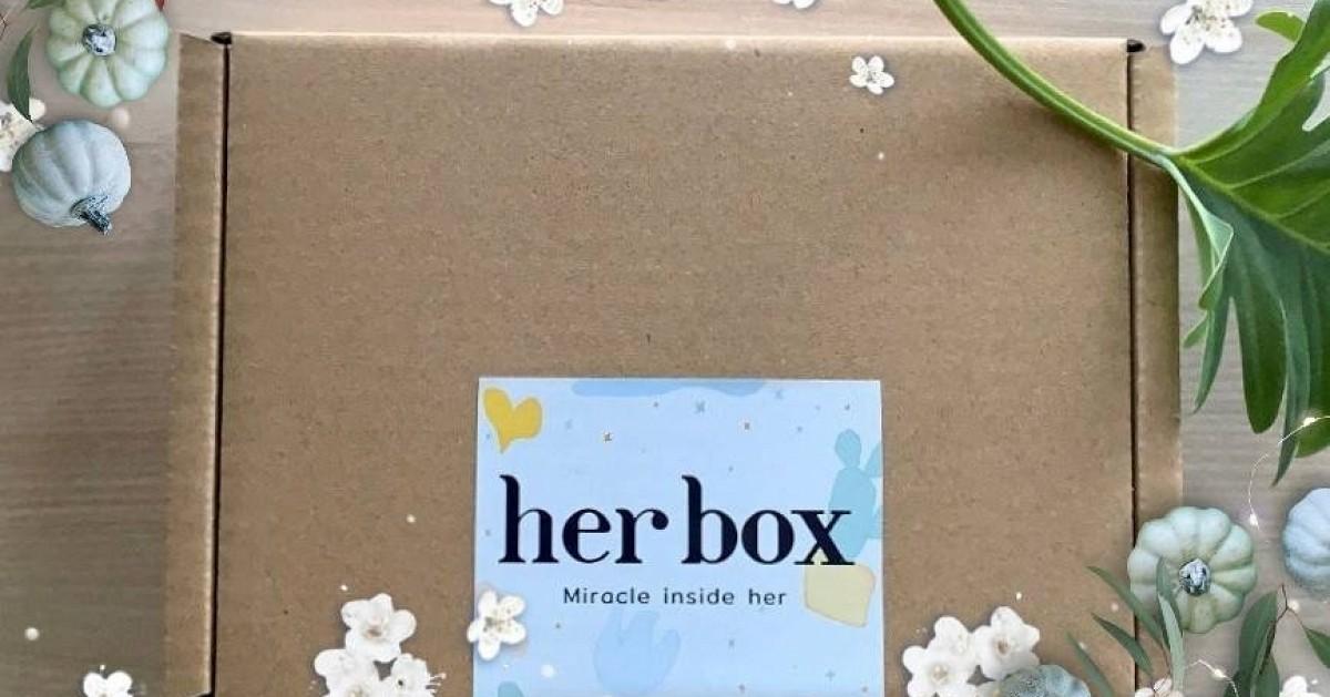 ((REVIEW)) เปิดกล่อง!! her box กล่องอะไร มีของอะไรบ้างนะ??