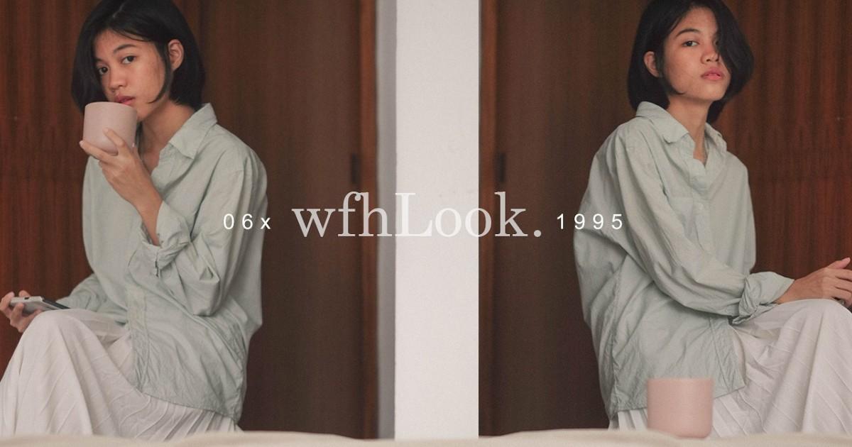 หามุมถ่ายรูป ในวันทำงานที่บ้าน_WFHLOOK