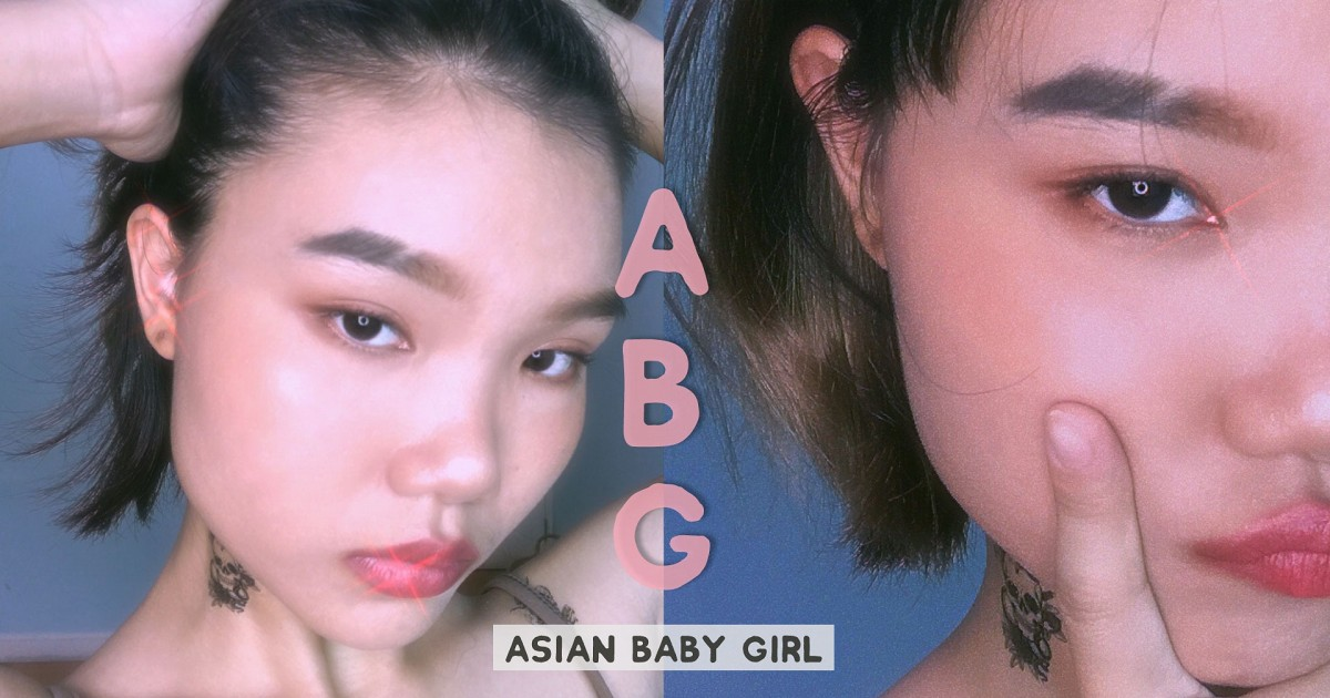 BADDIE / ABG ASIA BABY GIRL LOOK l Style.Sarida