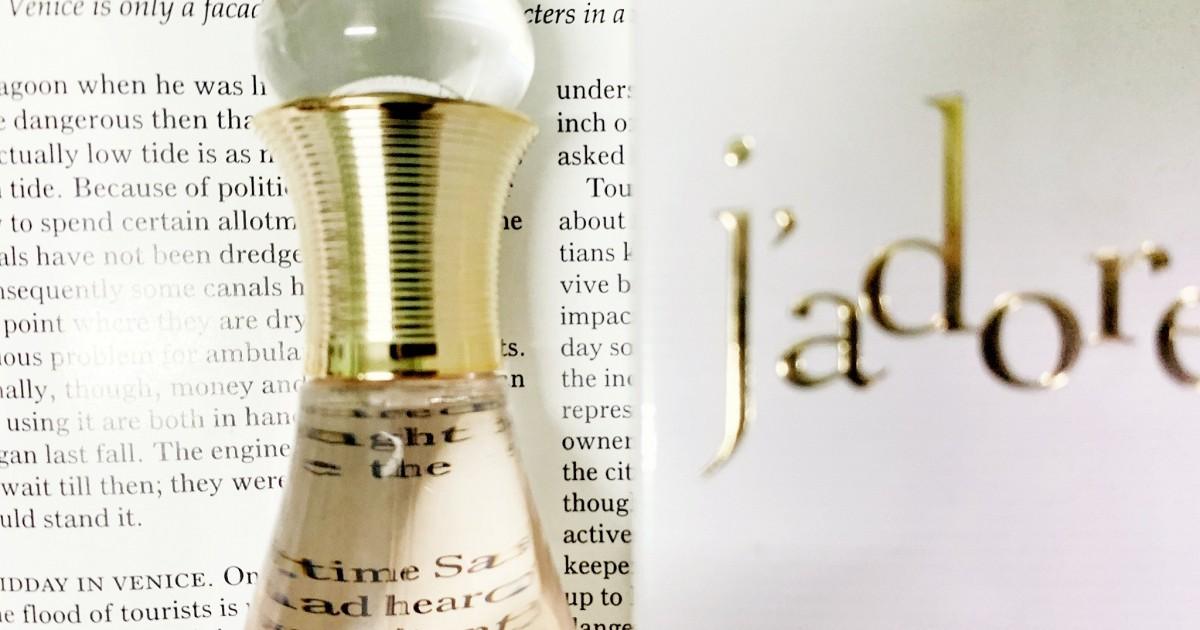 Dior J'adore Hair Mist ความหอมที่ส่งตรงจากฝรั่งเศส