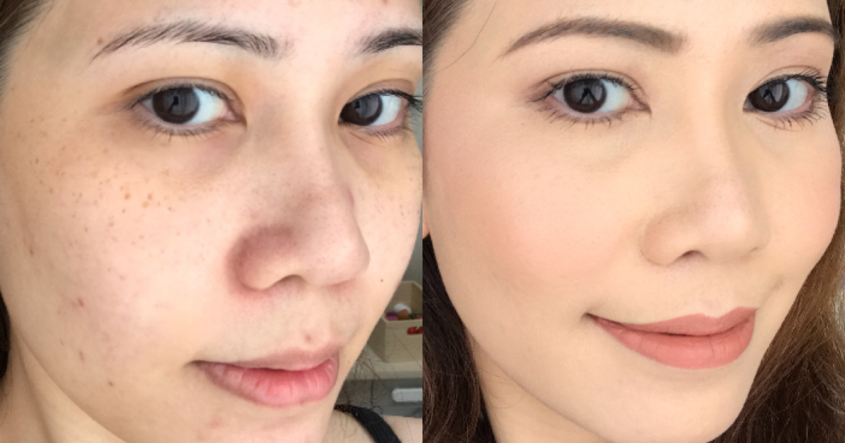 Review Charlotte Tilbury Airbrush Flawless Foundation รองพื้นผิวสวย
