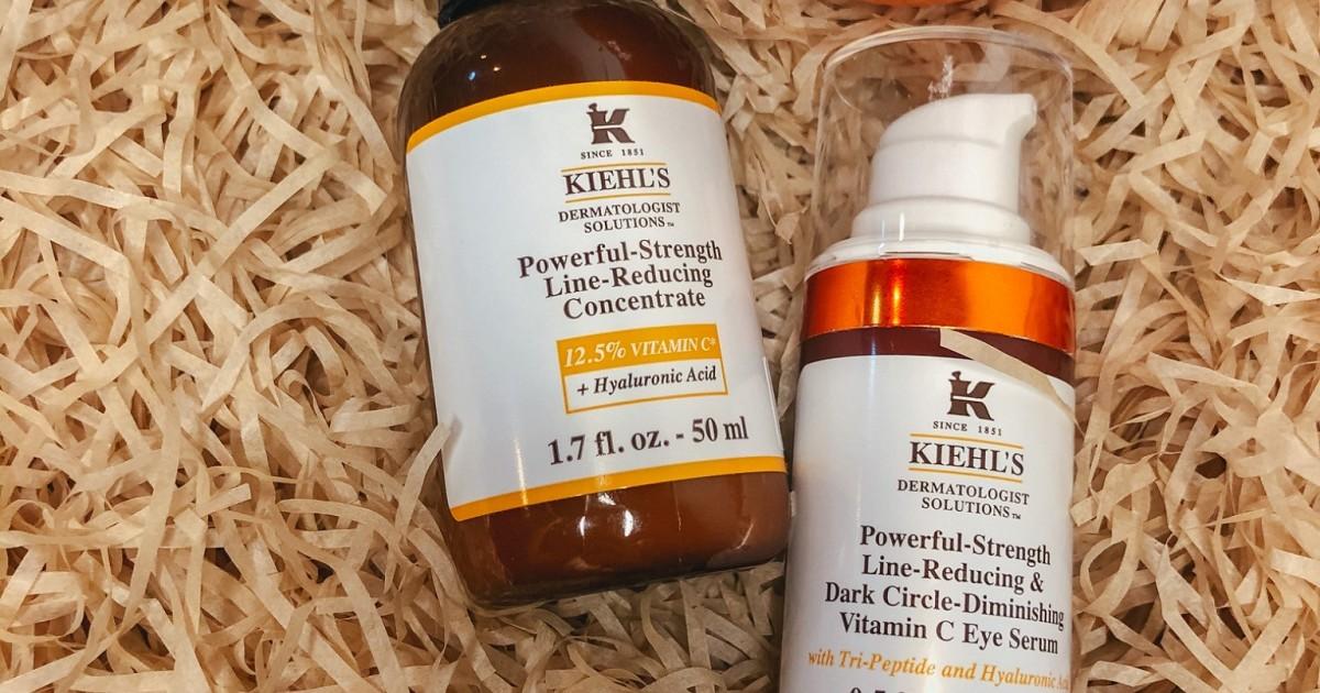 Vitamin C Line Reducing สุดปังจาก Kiehl's🍊