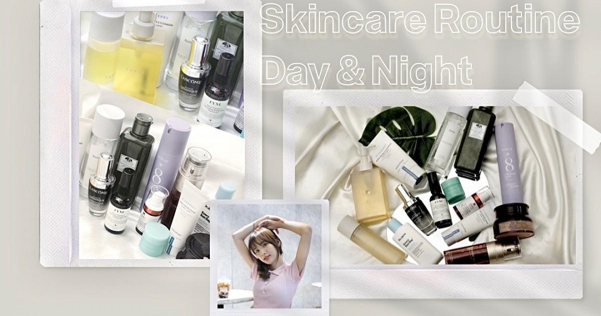 Skincare Routine ✨คัดมาแล้วเน้นๆผิวดีขึ้นจากการแพ้แมส+pm2.5