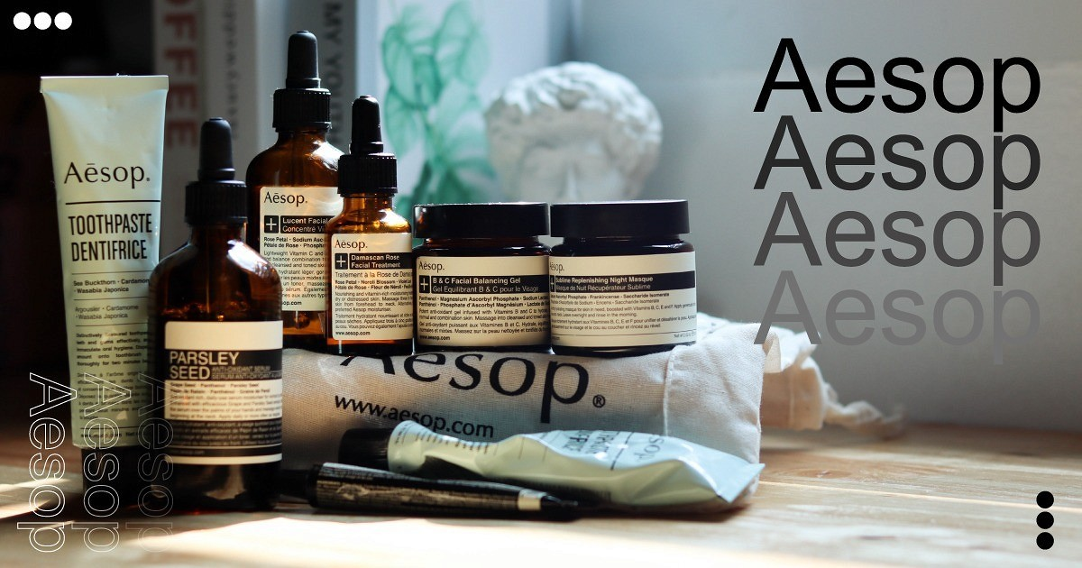 เปิดกรุแบรนด์ Aesop ที่มี ใช้แล้ว ใช้ซ้ำ ใช้ดีจนอยากมาบอกต่อ !!