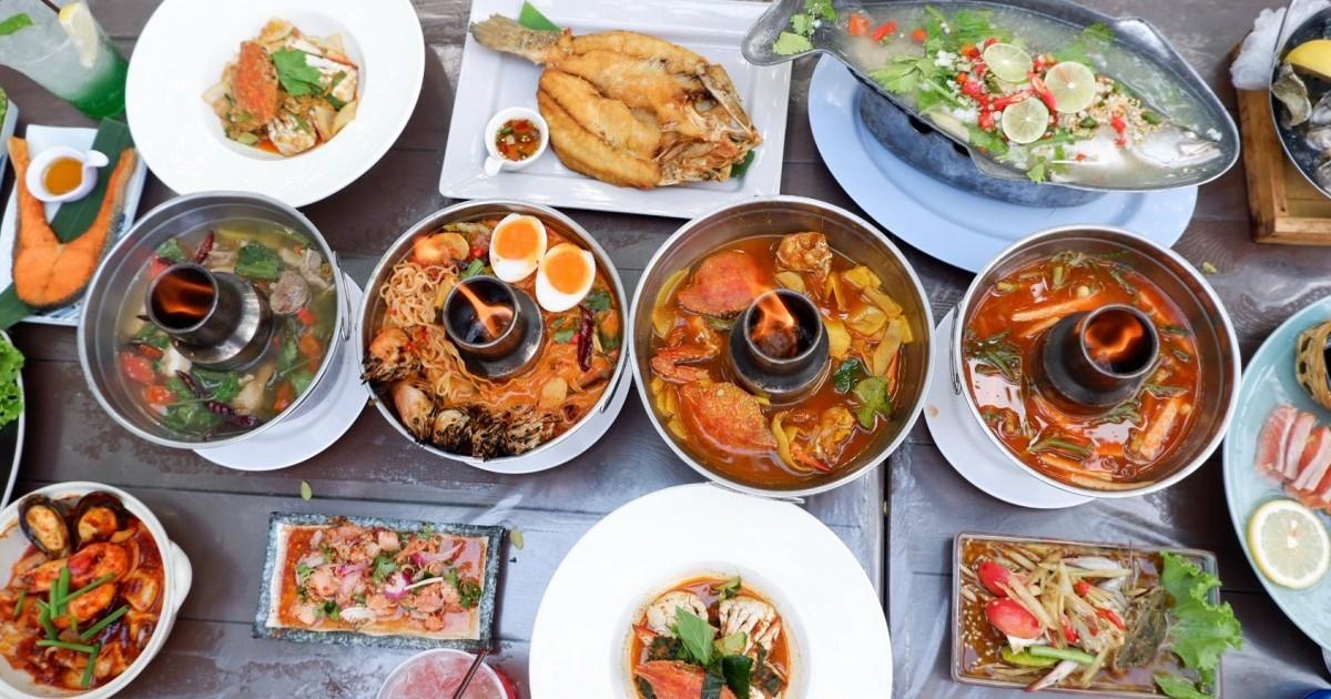 499-ได้หมดจบครบ สายแซลม่อน สายอาหารทะเล..สั่งได้หมด ถ้ากินไหว ก็มา!!!!