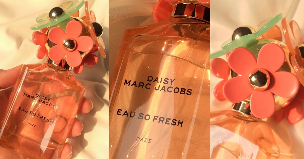 เติมความสดใสด้วยน้องเดซี่ MARC JACOBS Daisy Eau So Fresh Daze