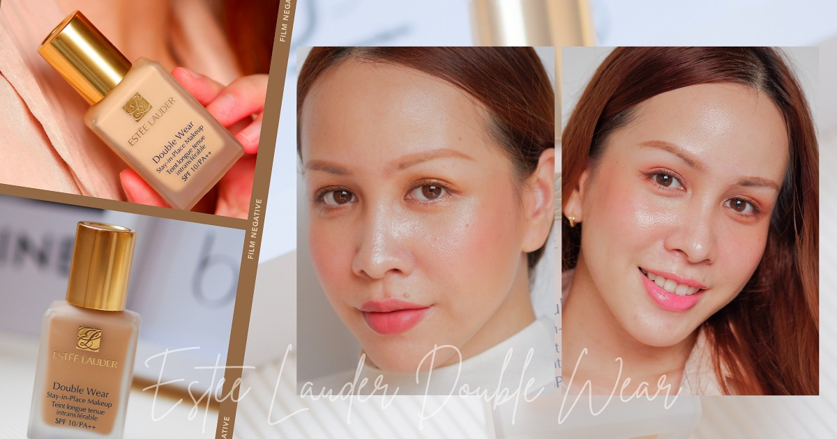 ลงรองพื้นให้ผิวสวยทำได้ไม่ยาก ซูมใกล้แค่ไหนก็ไม่มีโป๊ะ ด้วย Estee Lauder Double Wear Stay-in-Place Makeup SPF10/PA++