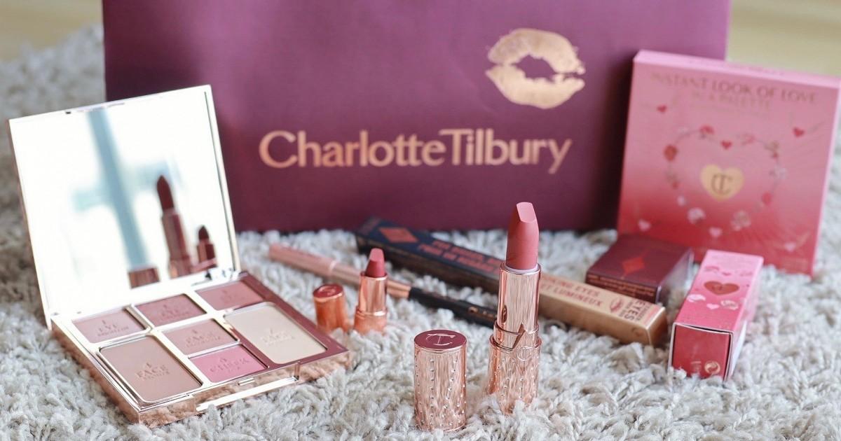 เปิดถุง Shopping จาก Charlotte Tilbury !!!!
