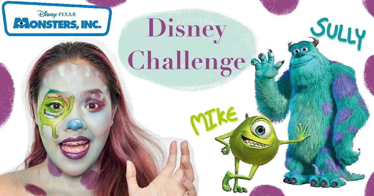 How to Contest แปลงร่างเป็นคู่หูนักหลอน จากเรื่อง Monster,Inc.