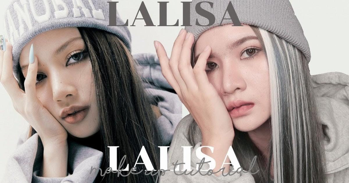 LALISA Make up Tutorial แปลงร่างเป็นสาวฮิปตาม Lisa Blackpink !