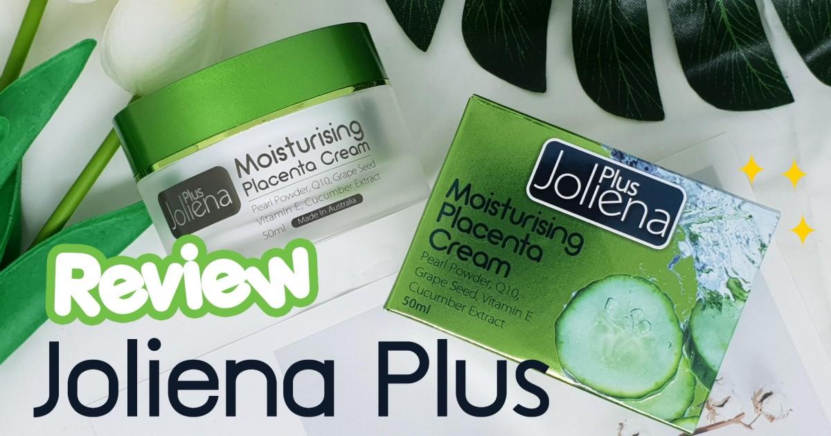 REVIEW :: Joliena Plus Placenta Cream ครีมรกแกะตัวดัง จะช่วย