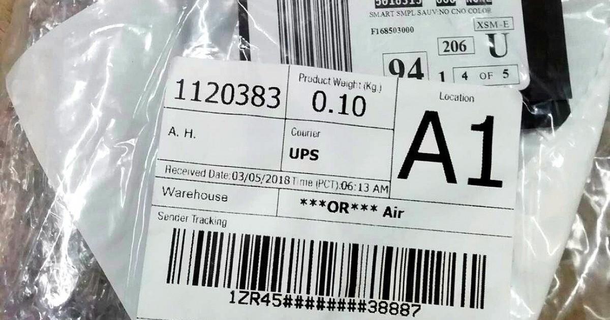 แกะกล่อง shopping online 🇺🇸
