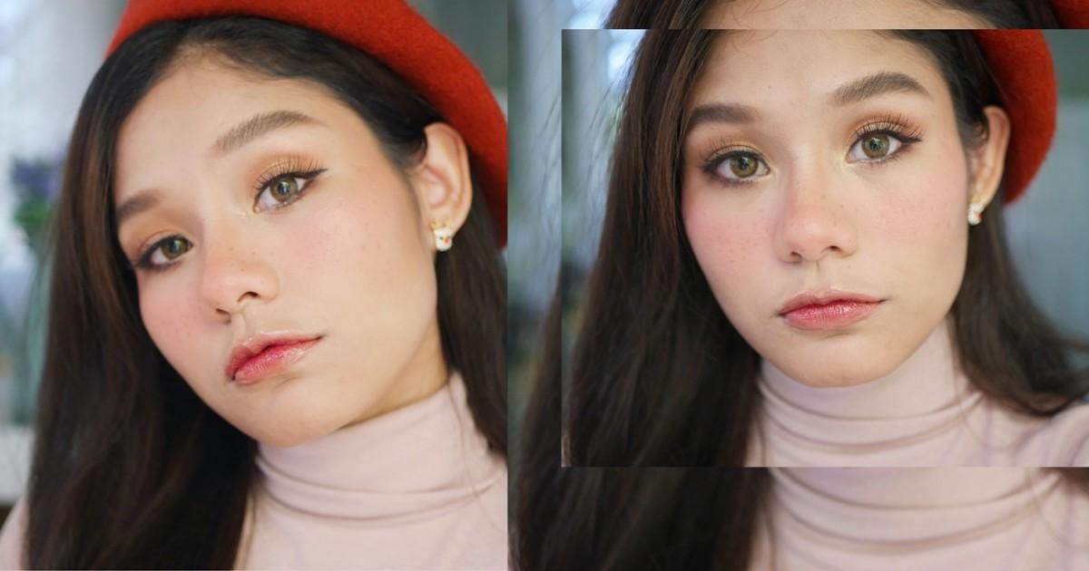 soft winter makeup : แต่งหน้าเบาๆต้อนรับลมหนาว