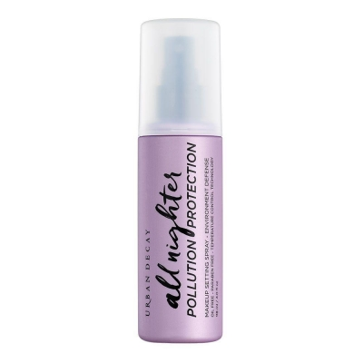 All Nighter Pollution Protection Environmental Defense Makeup Setting