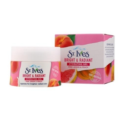 Bright & Radiant Hydrating Gel Pink Lemon & Peach