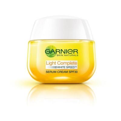 Skin Naturals Light Complete Whitening Serum Cream SPF30 PA+++