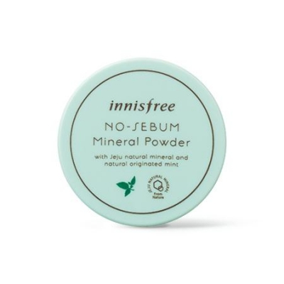 No Sebum Mineral Powder AD