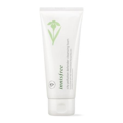 City Pollution Defender Cleansing Foam