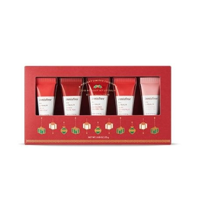 My Lip Balm Collection : Holiday