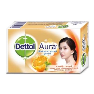 Aura Mandarin Orange Bar Soap