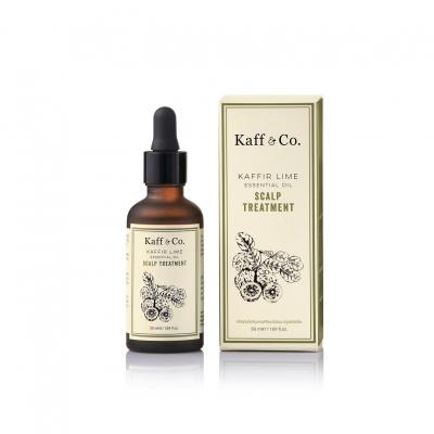 Kaffir Lime Essential Oil Scalp Treatment (leave-on)