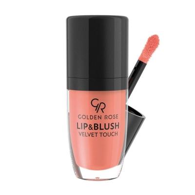 Lip & Blush Velvet Touch