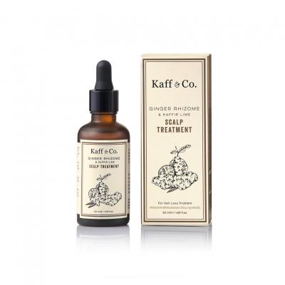 Ginger Rhizome & Kaffir Lime Scalp Treatment (leave-on)
