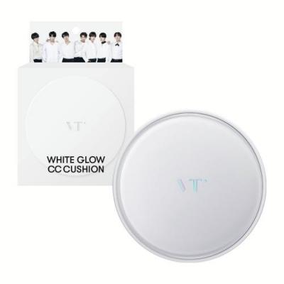 White Glow CC Cushion