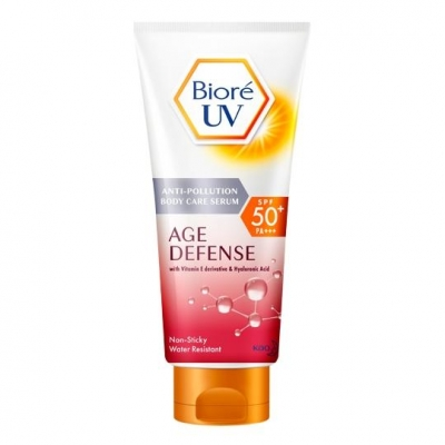 UV Anti-Pollution Body Care Serum Age Defense SPF50+ PA+++